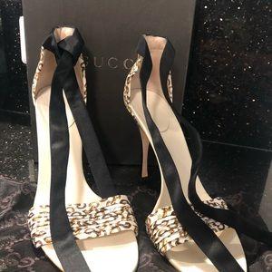 The most magical Gucci heels